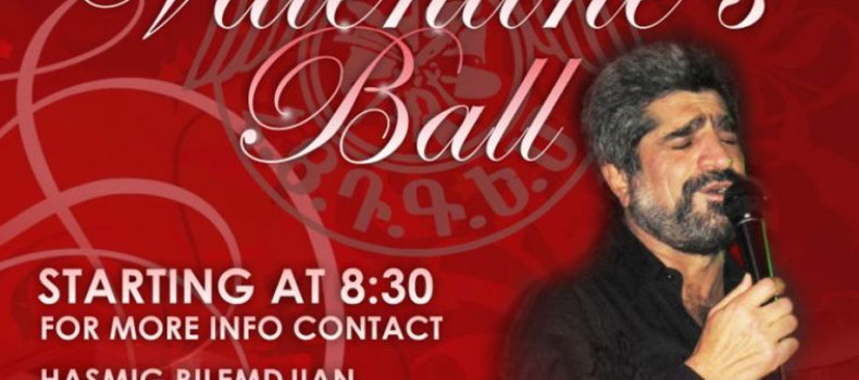 Valentine's Ball Le Chateau Royal
