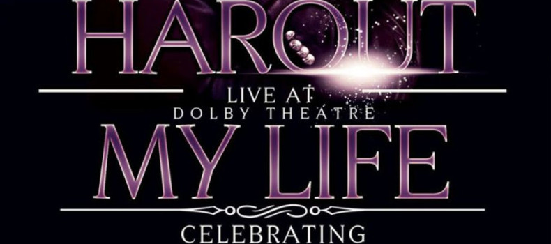 Harout LIVE at The DOLBY Theatre