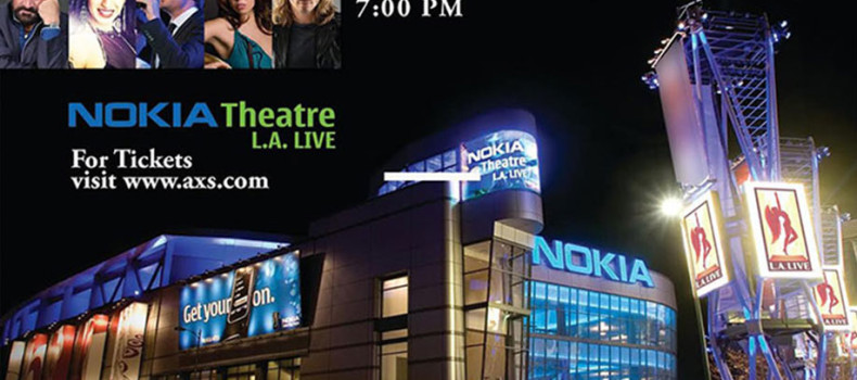 Forbidden Saints and Friends May 3 2015 Nokia Theatre L.A. Live